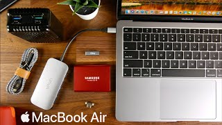 Best Accessories for the 2020 MacBook Air!!