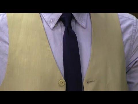 Wearing Suit Vest Without Suit Mens Formal Fashion