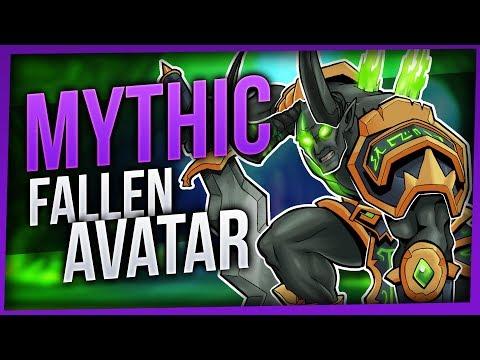 Fallen Avatar | Mythic Tomb of Sargeras | Enhancement Shaman [WoW Legion 7.3]