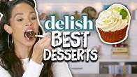 We Try the Craziest Desserts Ever Created by Delish (Cheat Day)