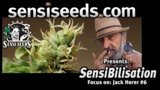 Jack Herer - The Unseen Footage: Get The Information Out There!