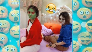 TRY NOT TO LAUGH - Cute Girls doing FUNNY things Part 5