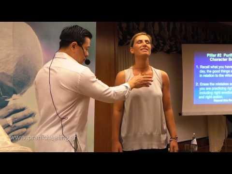 Master Stephen Co Healing In Greece