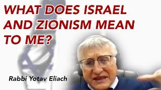 What does Israel and Zionism Mean?