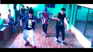 i love you kamal k chhetri and worth it by flexible dance school