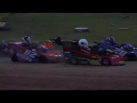 8/5/17 CNY UAS Heat 2B at Starlite Speedway