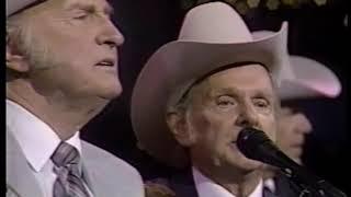 """Bill Monroe & The Blue Grass Boys - LIVE - 1986 Austin City Limits - """"LEGENDS OF BLUEGRASS"""""""