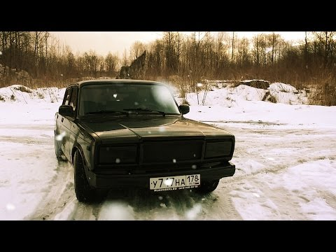 BLACK JACK #7. Russian Car & Japan Engine / Жигули с ЯПОНСКИМ МОТОРОМ