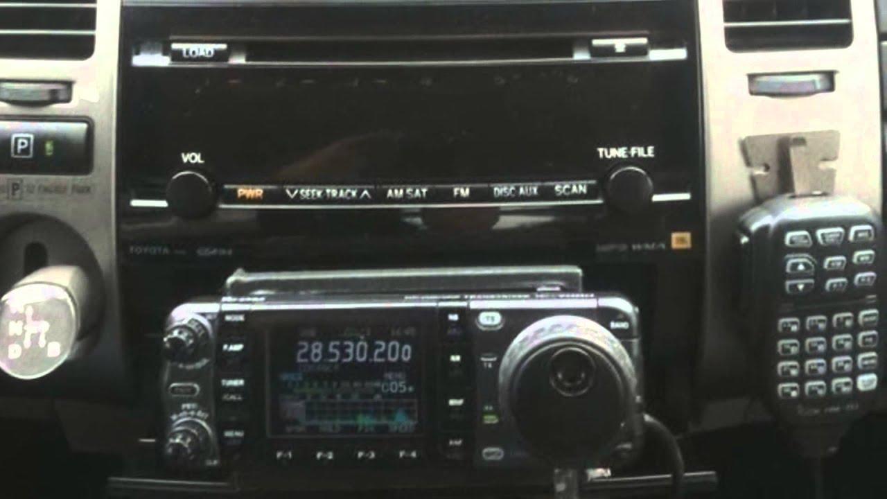 Meter Car Antenna