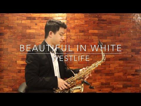 Beautiful In White - Saxserenade (Westlife - Saxophone Cover)