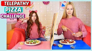 Telepathy pizza challenge