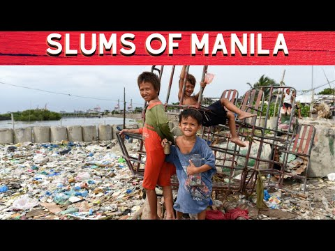 VISITING SLUMS OF MANILA|FULL HD