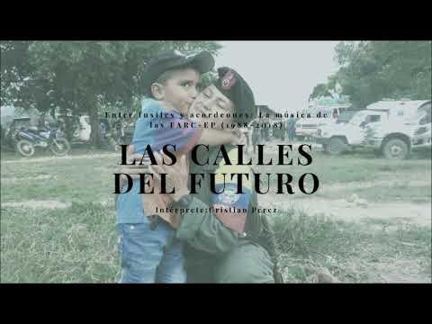 Las Calles Del Futuro - Cristian Pérez