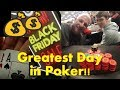 Mr Bill Poker Vlog 51 - Black Friday!