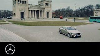 Matthias Malmedie testet das neue E-Klasse Coupé von Mercedes-Benz