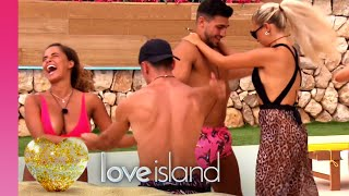 Things Get Spicy as the Islanders Take a Salsa Class | Love Island 2019