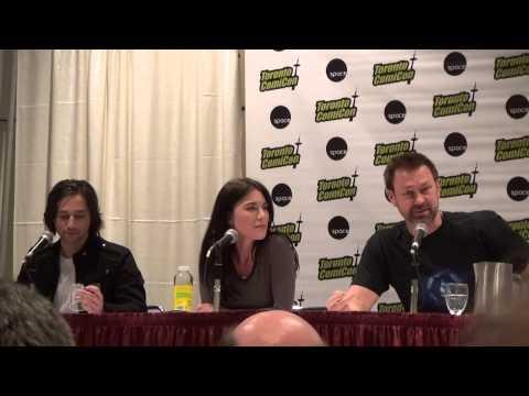 Defiance cast at Toronto Comicon  March 22, 2015