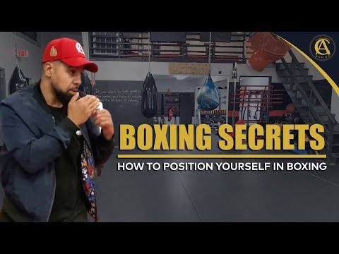 Boxing | How To Position Yourself in Boxing | Positions