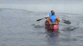 October Family Canoeing
