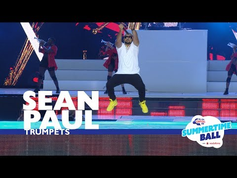 Sean Paul - 'Trumpets'(Live At Capital's Summertime Ball 2017)