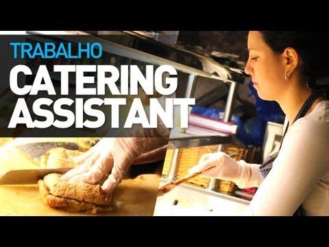 Trabalhando na Irlanda: Catering Assistant - E-Dublin TV