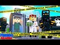 Minecraft: MENINO ARANHA - LAGARTO E HOMEM AREIA FORAM PRESOS PELA POLÍCIA!!! #196