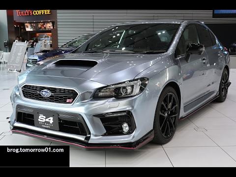 Subaru WRX S4 STI Sport Concept - YouTube