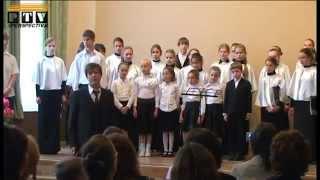 Церковный хор(Все права защищены. Автор видео медиа-группа