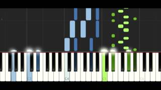 RetroVision - Puzzle - PIANO TUTORIAL