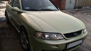 Opel Vectra B (Tana ta'mirlash va sandblasting)