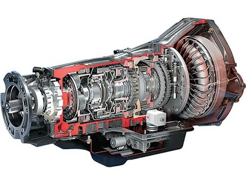 Engine And Transmission >> How It Works Transmissions
