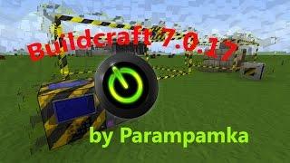 Minecraft - buildcraft 7.0.17 - роботы (робот Грр) by Parampamka