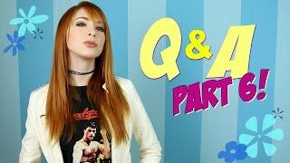 Q & A: Ask Lisa Stuff, Part 6!
