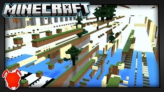 THE NEW MINECRAFT FAR LANDS GLITCH!