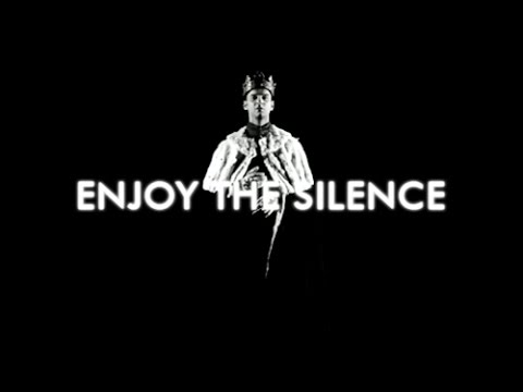 Depeche Mode - Enjoy the silence (1 hour)