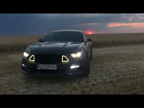 Ford Mustang 2.3 EcoBoost. Чистый понторез.