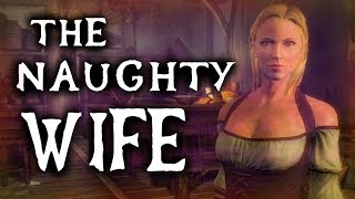 Skyrim - The Full Story of the Naughty Wife - Elder Scrolls Lore thumbnail