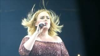 Adele Live *Skyfall* Brisbane @ Gabba 5/03/17