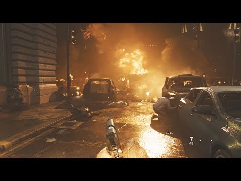 London Mission - Piccadilly - Call of Duty Modern Warfare