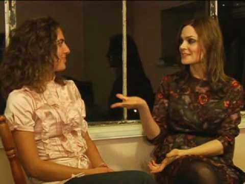 Rory Freedman Interviews Emily Deschanel about her Charity Work