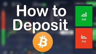 How to Deposit Bitcoin In IQ Option - Bitcoin Deposit In IQ Option Wallet | The Binary Logic