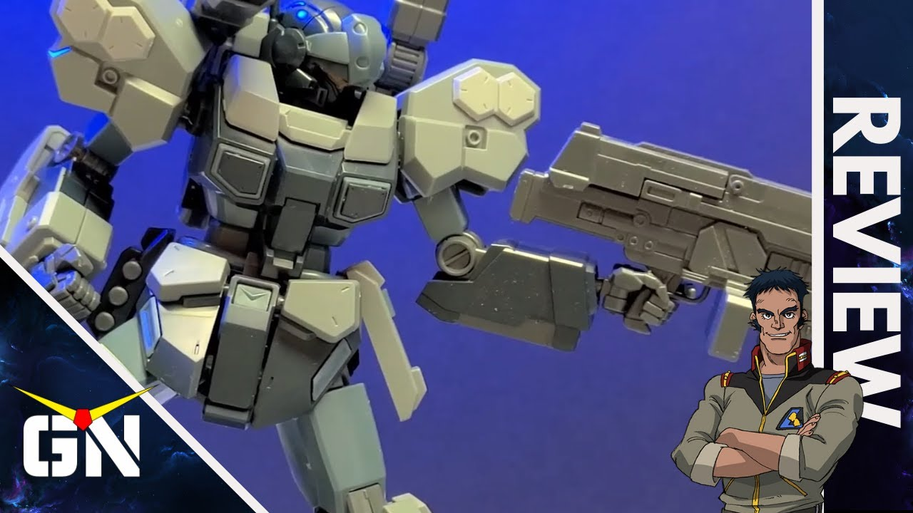 HG 1/144 Jesta Cannon | REVIEW