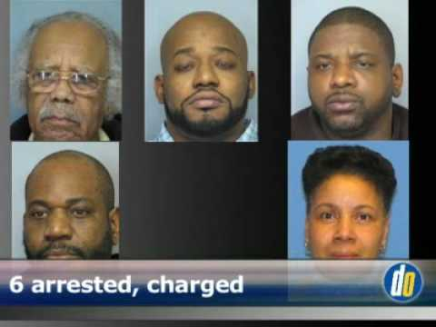Delaware Online News Video: Police bust Wilm. bar for drug dealing