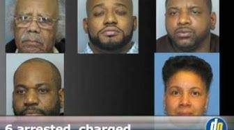 Delaware Online News Video: Police bust Wilm. bar for drug dealing