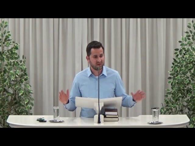 Τάσος Κώσταλος 08-12-2017 | Ιησούς του Ναυή β'