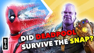 Avengers Endgame: Deadpool Movies Take Place In MCU Phase 4