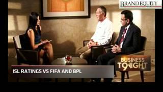 EPL's Richard Scudamore & Star India's Sanjay Gupta On The EPL - ISL Partnership To ET NOW