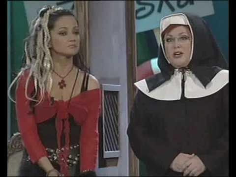 """Lucie Bílá, Karel Šíp & Naďa Konvalinková """"Klášter"""" (Za oponou 2007)"""