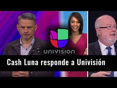 Pastor Cash Luna Responde a la Investigación que le hizo Univisión