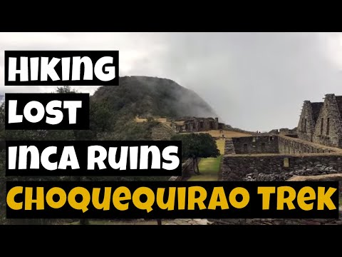 My 9 Day Journey Hiking The Choquequirao Trek